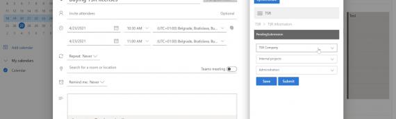 Pressemeddelelse: TimeSheet Reporter lancerer tidsregistrering til Outlook på Mac og web